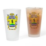 Chatt Drinking Glass