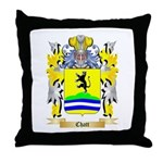 Chatt Throw Pillow