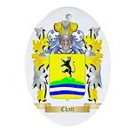 Chatt Ornament (Oval)