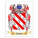 Chatin Small Poster