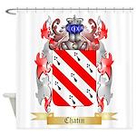 Chatin Shower Curtain