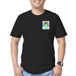 Chater Men's Fitted T-Shirt (dark)