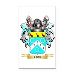 Chater Rectangle Car Magnet