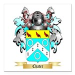 Chater Square Car Magnet 3