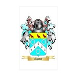 Chater Sticker (Rectangle 10 pk)