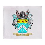 Chater Throw Blanket