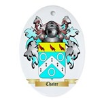 Chater Ornament (Oval)