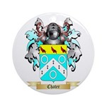 Chater Ornament (Round)