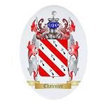 Chatenier Ornament (Oval)