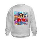 new york city girl Sweatshirt