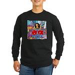 new york city girl Long Sleeve T-Shirt