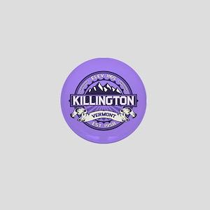 Killington Violet Mini Button