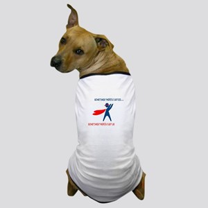 CASA Hero Justice Dog T-Shirt
