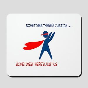 CASA Hero Justice Mousepad