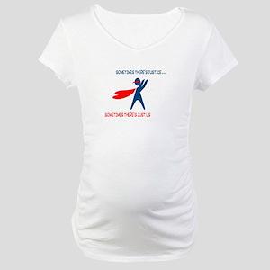 CASA Hero Justice Maternity T-Shirt