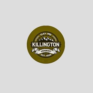 Killington Olive Mini Button