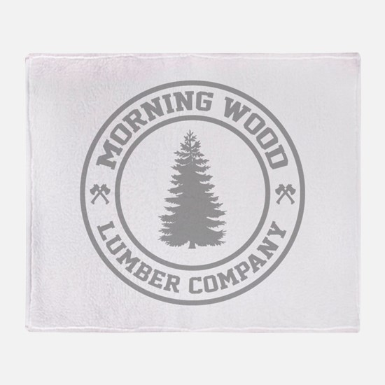 Morning Wood Lumber Co. Stadium Blanket