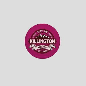 Killington Raspberry Mini Button