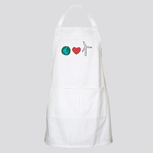 Earth Loves Wind Apron