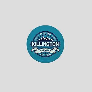 Killington Ice Mini Button