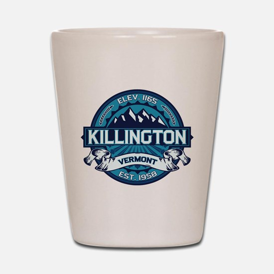 Killington Ice Shot Glass