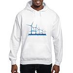 Offshore Wind Farm Hoodie