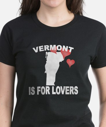 Vermont Is For Lovers T-Shirt