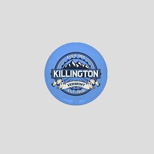 Killington Blue Mini Button