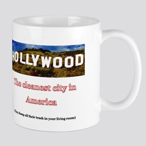 Hooray for Hollywood! Mug