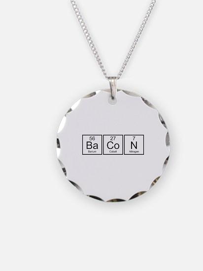 BaCoN Necklace