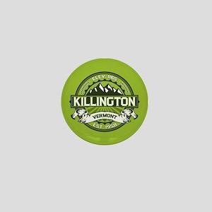 Killington Green Mini Button