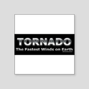 Tornado fastest winds Sticker