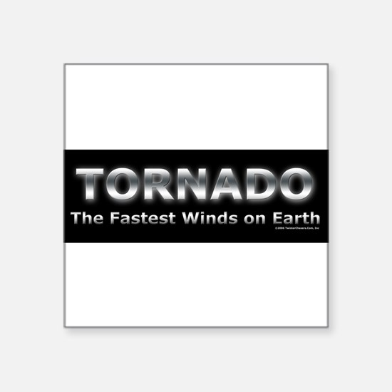 Tornado fastest winds.tif Sticker