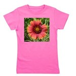 Firewheel on Fire Girl's Tee
