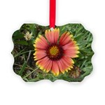 Firewheel on Fire Ornament