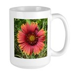 Firewheel on Fire Mug