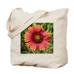 Firewheel on Fire Tote Bag