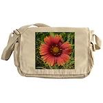 Firewheel on Fire Messenger Bag