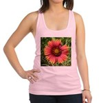 Firewheel on Fire Racerback Tank Top