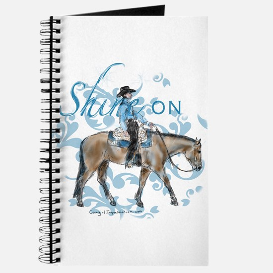 Western Pleasure Shine On Journal