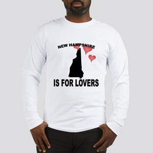 New Hampshire Is For Lovers Long Sleeve T-Shirt