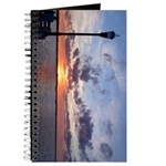Titusville Pier Sunset Journal