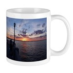 Titusville Pier Sunset Mug