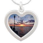 Titusville Pier Sunset Necklaces