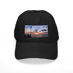 Titusville Pier Sunset Baseball Hat