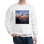 Titusville Pier Sunset Sweatshirt