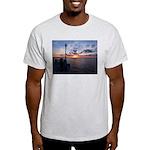 Titusville Pier Sunset T-Shirt