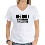 Detroit RUN T-Shirt