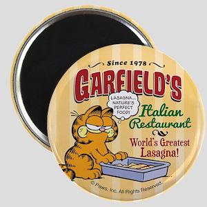Italian Restaurant Magnet
