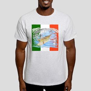 Venice Gondola Ash Grey T-Shirt